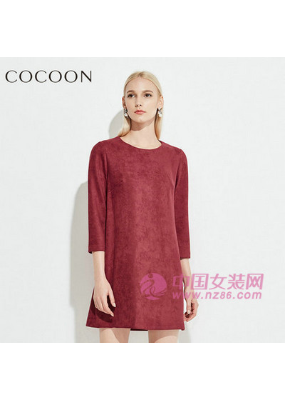 cocoon2017秋装新款画册(图10)