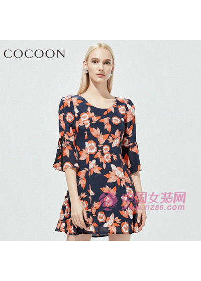 cocoon2017秋装新款画册(图13)