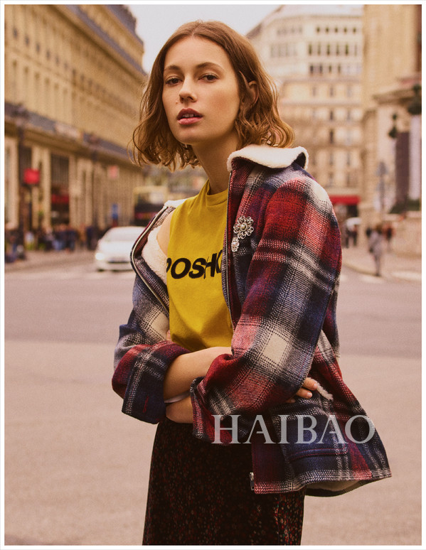 Claudie Pierlot 2018秋冬女装系列Lookbook(图5)