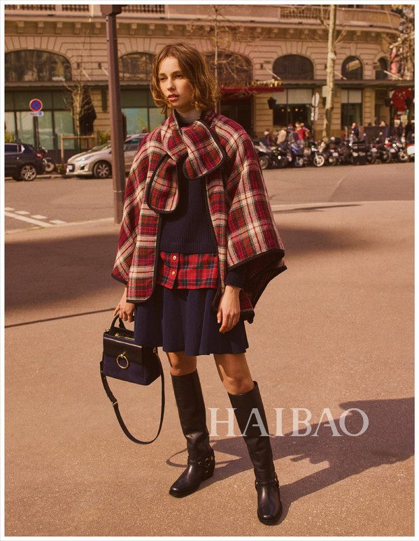 Claudie Pierlot 2018秋冬女装系列Lookbook(图7)