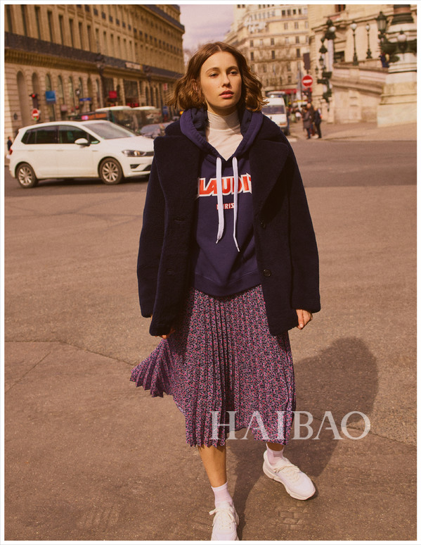 Claudie Pierlot 2018秋冬女装系列Lookbook(图23)