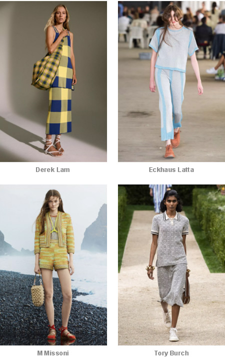 Vibrant · New York Fashion Week ~ The show is full of high-end casual sweaters!  (Figure 10)