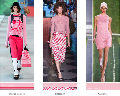 Vibrant · New York Fashion Week ~ The show is full of high-end casual sweaters!  (Image 6)