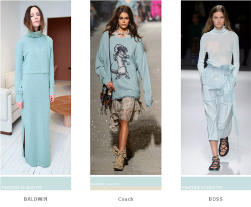 Vibrant · New York Fashion Week ~ The show is full of high-end casual sweaters!  (Figure 5)
