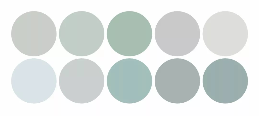 2019 spring and summer global color trends (Figure 18)