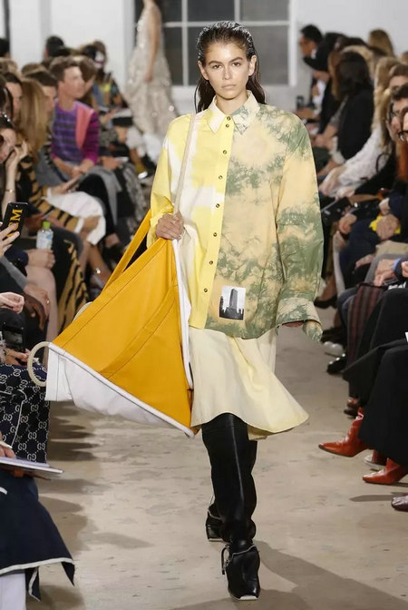 Fashionable early 2019 spring and summer fashion trend report (Figure 3)