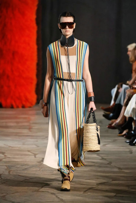 Fashionable early 2019 spring and summer fashion trend report (Figure 7)
