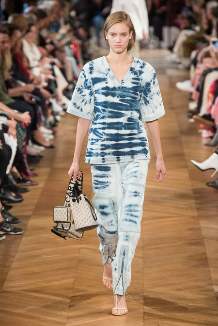 Fashionable early 2019 spring and summer fashion trend report (Figure 14)