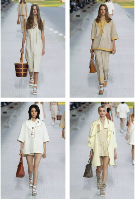 Trends 丨 2019 Spring and Summer Fashion Week wonderful show collection level inventory (Figure 1)