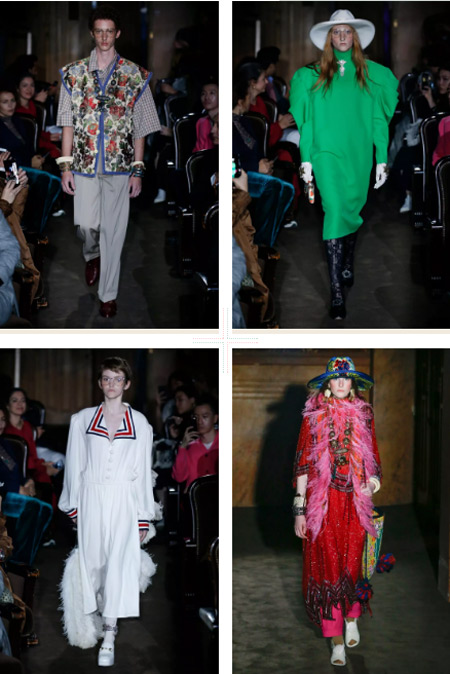 Trends 丨 2019 Spring and Summer Fashion Week wonderful show collection level inventory (Figure 16)