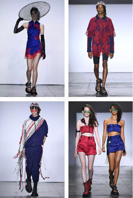 Trends 丨 2019 Spring and Summer Fashion Week wonderful show collection level inventory (Figure 32)