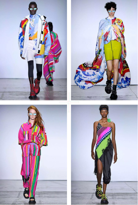 Trends 丨 2019 Spring and Summer Fashion Week wonderful show collection level inventory (Figure 33)