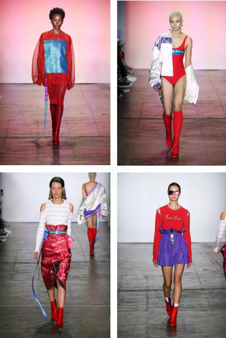 Trends 丨 2019 Spring and Summer Fashion Week wonderful show collection level inventory (Figure 34)