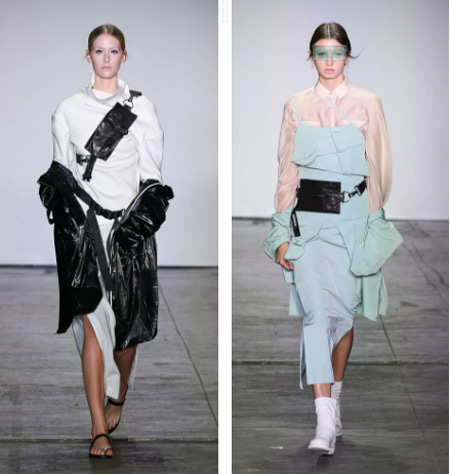 Trends 丨 2019 Spring and Summer Fashion Week wonderful show collection level inventory (Figure 45)