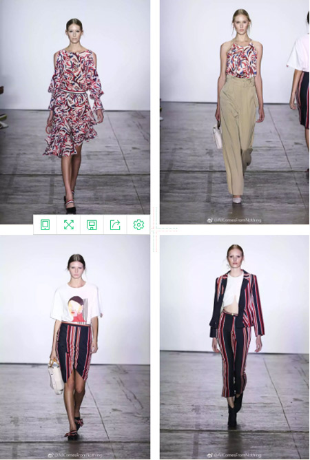Trends 丨 2019 Spring and Summer Fashion Week wonderful show collection level inventory (Figure 46)