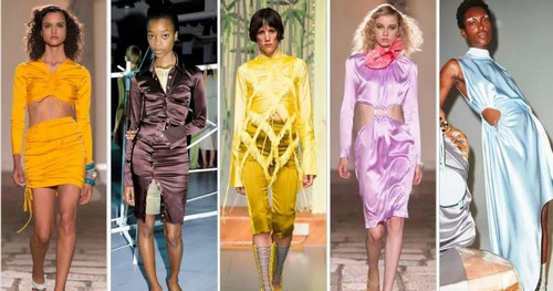 2019 spring and summer trend analysis: fabrics, crafts, single items, patterns (Figure 1)