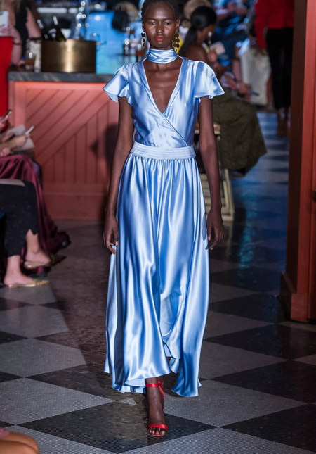 2019 spring and summer trend analysis: fabrics, crafts, single items, patterns (Figure 6)