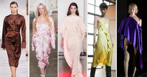2019 spring and summer trend analysis: fabrics, crafts, single items, patterns (Figure 15)