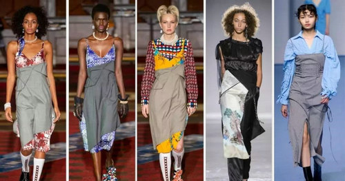 2019 spring and summer trend analysis: fabrics, crafts, single items, patterns (Figure 37)