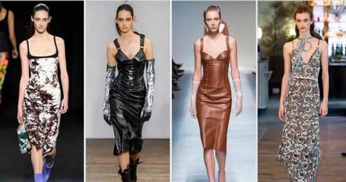 2019 spring and summer trend analysis: fabrics, crafts, single items, patterns (Figure 41)