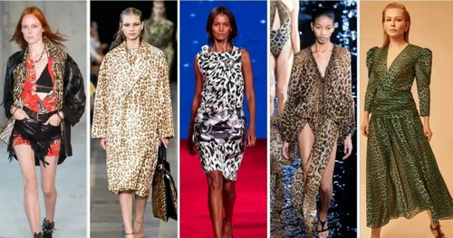 2019 spring and summer trend analysis: fabrics, crafts, single items, patterns (Figure 45)