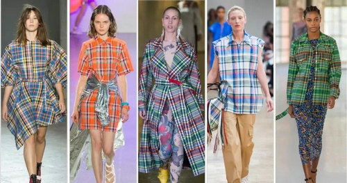 2019 spring and summer trend analysis: fabrics, crafts, single items, patterns (Figure 52)