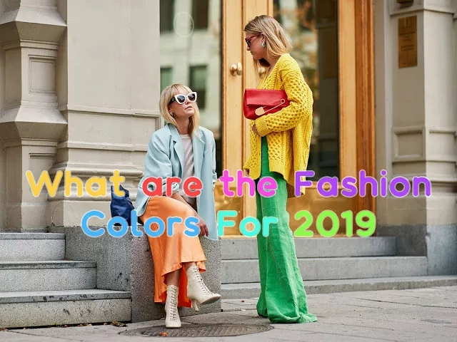 The top ten colors of spring and summer 2019 are open!  Too much powder!  !  (figure 2)