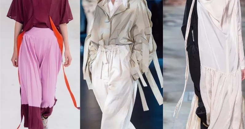 2019 spring and summer women's popular style and details (below) (Figure 3)
