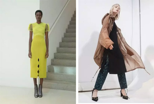 2019 spring and summer women's trend forecast update (Figure 3)