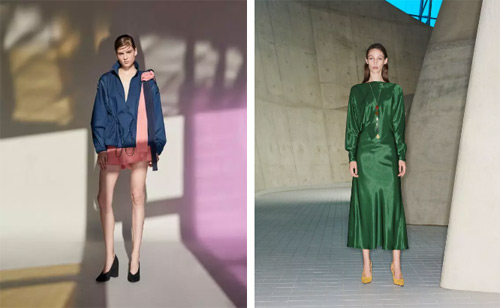 2019 spring and summer women's trend forecast update (Figure 4)