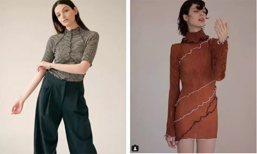 2019 spring and summer women's trend forecast update (Figure 5)