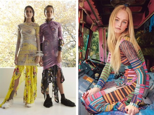 2019 spring and summer women's trend forecast update (Figure 8)