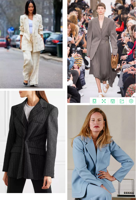 2019 spring and summer women's trend forecast update (Figure 12)
