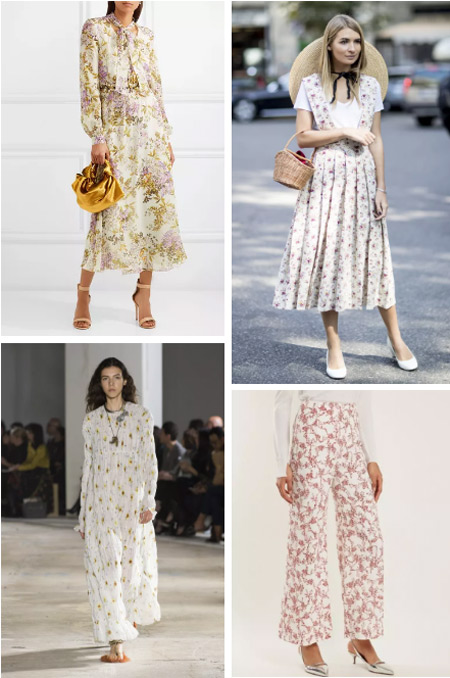 2019 spring and summer women's trend forecast update (Figure 19)