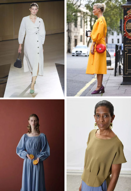 2019 spring and summer women's trend forecast update (Figure 20)