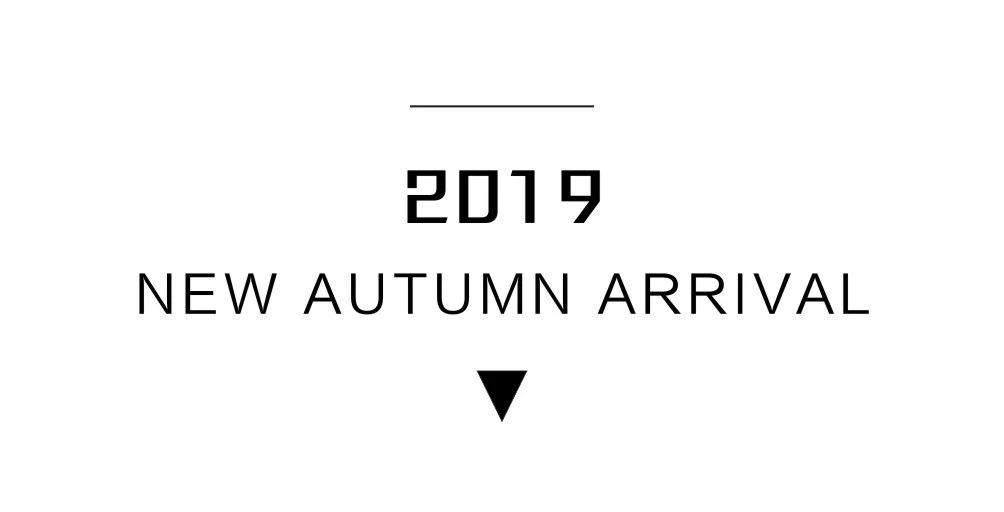 FIRST SHOW | 2019 NEW AUTUMN ARRIVAL · 秋新品上市(圖2)